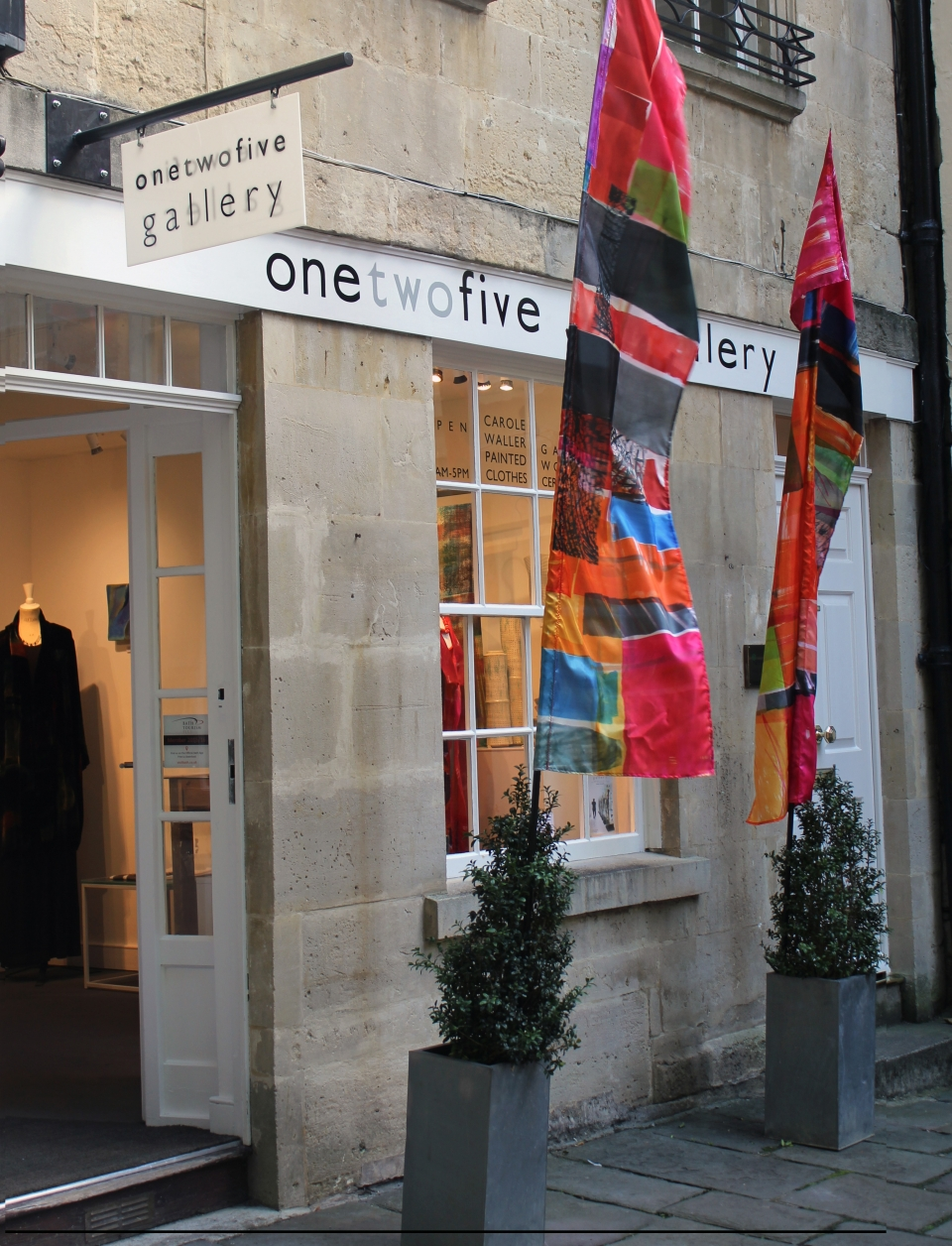 One Two Five Gallery, Bath