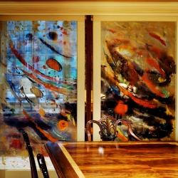 Glass Interior Sliding Doors, London UK