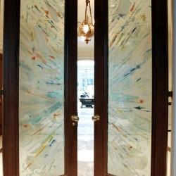 Glass Front Doors, London UK