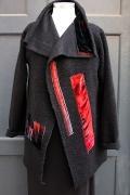 wool jacket open web