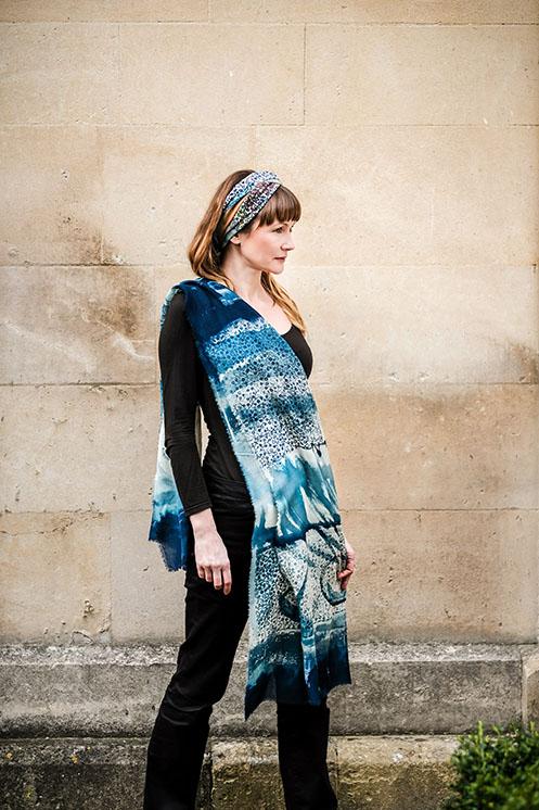 blue shawl web