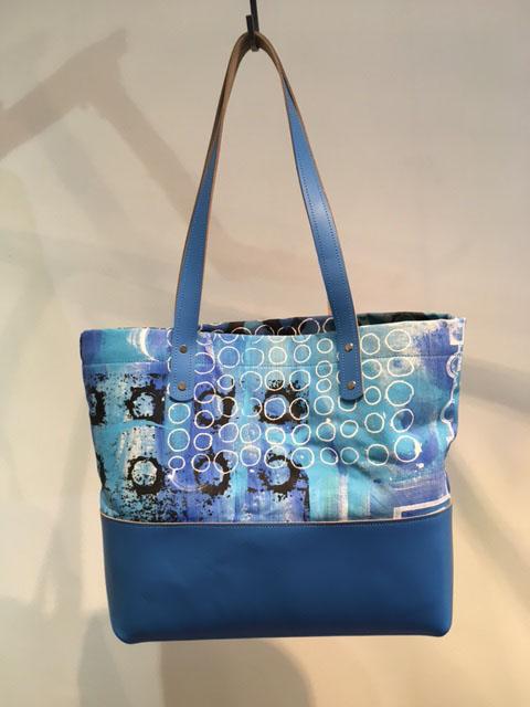 blue bag f