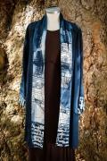 long shawl collar jacket